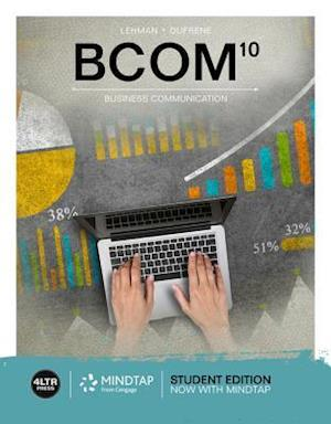 BCOM (with MindTap, 1 term Printed Access Card)