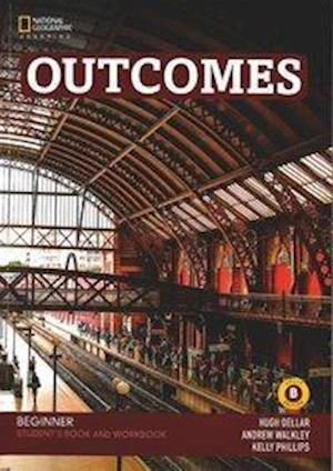 Outcomes Beginner: Combo Split B with Class DVD and Workbook Audio CD