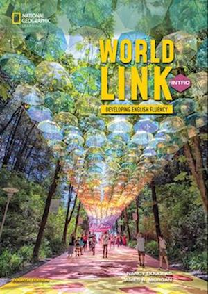 World Link Intro with My World Link Online Practice and Student's eBook