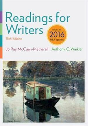 Readings for Writers, 2016 MLA Update (with APA 2019 Update Card)