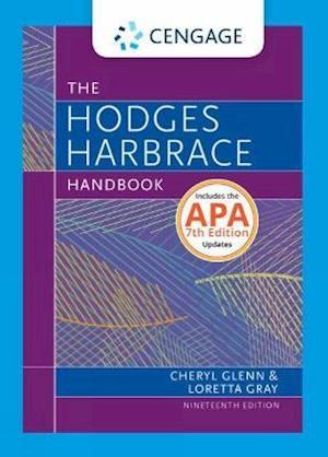 Hodges Harbrace Handbook (with 2019 2021 MLA Update Card)