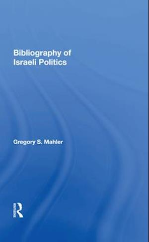 Bibliography of Israeli Politics