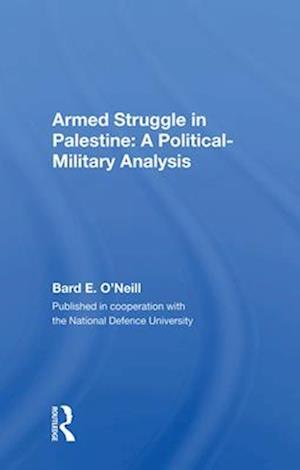 Armed Struggle In Palestine