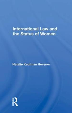 International Law and the Status of Women