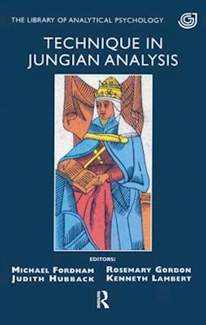 Technique in Jungian Analysis