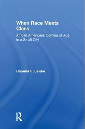 When Race Meets Class : African Americans Coming of Age in a Small City