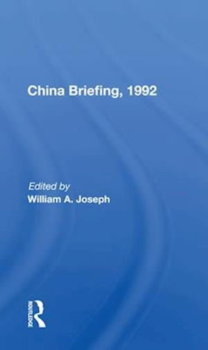 China Briefing, 1992