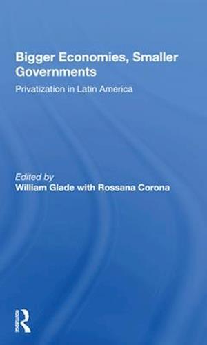 Bigger Economies, Smaller Governments