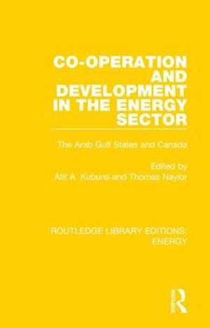 Co-operation and Development in the Energy Sector