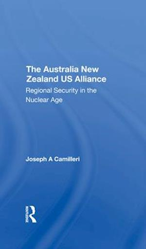 The Australianew Zealandu.s. Alliance