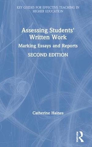 Assessing Students' Written Work