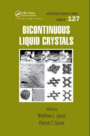 Bicontinuous Liquid Crystals