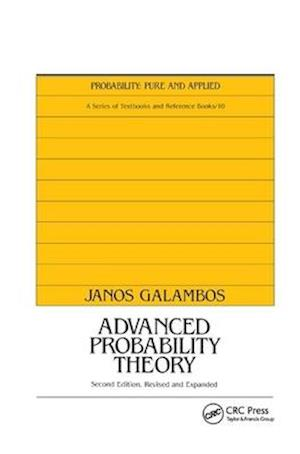 Advanced Probability Theory, Second Edition,