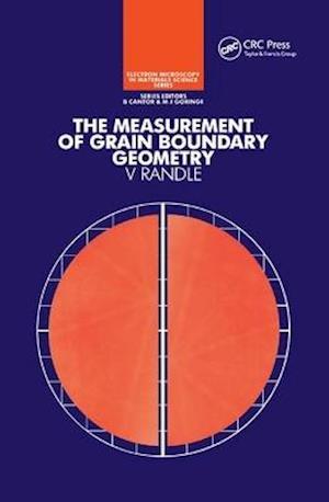The Measurement of Grain Boundary Geometry