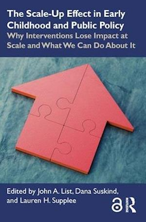 The Scale-Up Effect in Early Childhood and Public Policy