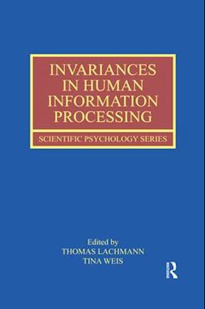 Invariances in Human Information Processing