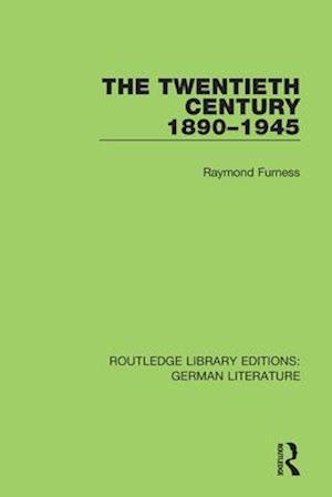 The Twentieth Century 1890-1945
