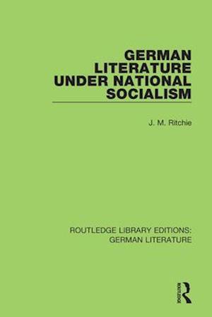 German Literature under National Socialism