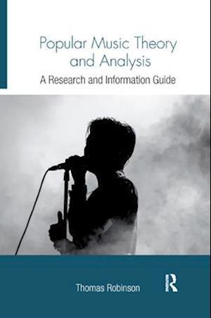 Popular Music Theory and Analysis