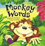 Monkey Words af Greg Gormley, Charlotte Hudson