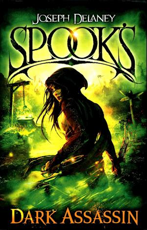 Bog, hardback Spook's: The Dark Assassin af Joseph Delaney