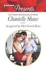 Acquired by Her Greek Boss (HARLEQUIN PRESENTS, nr. 3503)