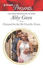 Claimed for the de Carrillo Twins (HARLEQUIN PRESENTS)