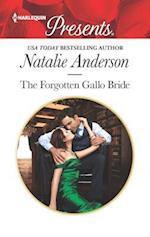 The Forgotten Gallo Bride (HARLEQUIN PRESENTS, nr. 3512)