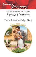 The Italian's One-Night Baby (HARLEQUIN PRESENTS, nr. 2)