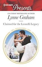 Claimed for the Leonelli Legacy (HARLEQUIN PRESENTS)