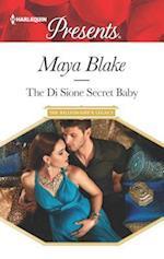 The Di Sione Secret Baby af Maya Blake