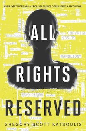 Bog, hardback All Rights Reserved af Gregory Scott Katsoulis