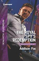 The Royal Spy's Redemption (Harlequin Romantic Suspense, nr. 1893)