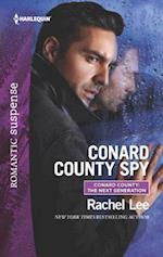 Conard County Spy (Harlequin Romantic Suspense, nr. 1895)