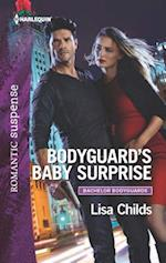 Bodyguard's Baby Surprise (Harlequin Romantic Suspense, nr. 1898)