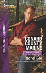 Conard County Marine (Harlequin Romantic Suspense)