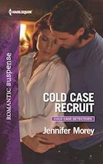 Cold Case Recruit (Harlequin Romantic Suspense, nr. 3)