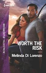 Worth the Risk (Harlequin Romantic Suspense)