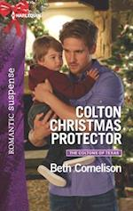 Colton Christmas Protector (Harlequin Romantic Suspense, nr. 12)