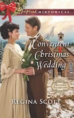 A Convenient Christmas Wedding (Love Inspired Historical)