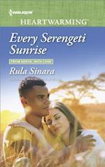 Every Serengeti Sunrise af Rula Sinara