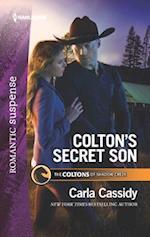 Colton's Secret Son (Harlequin Romantic Suspense, nr. 1935)
