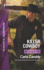 Killer Cowboy (Harlequin Romantic Suspense)