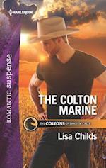 The Colton Marine (Harlequin Romantic Suspense)