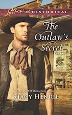 The Outlaw's Secret (Love Inspired Historical)
