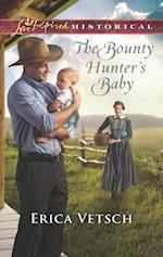 The Bounty Hunter's Baby (Love Inspired Historical)