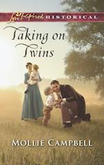 Taking on Twins (Love Inspired Historical)