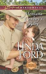Montana Cowboy's Baby (Love Inspired Historical)