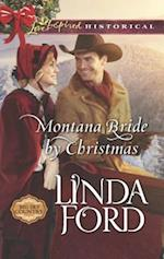Montana Bride by Christmas (Love Inspired Historical)