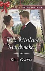 Their Mistletoe Matchmakers (Love Inspired Historical)